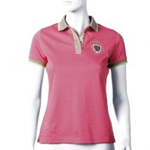 Tattini Ladies Floral Polo