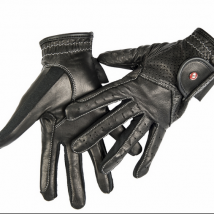 HKM Riding Gloves -professional Leather