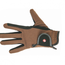 Hkm Riding Gloves Nubuk