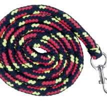 Hkm Lead rope -Neon Sports- snap hook