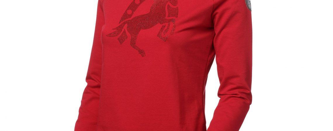 Tattini Ladies Rhinestone Embellished T-shirt