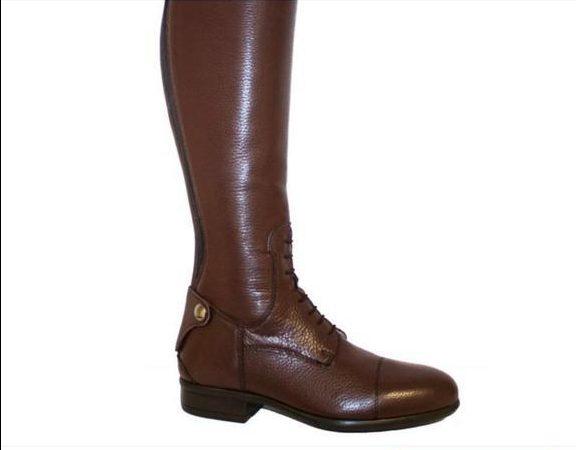 Special on Tattini Breton Brown Boots