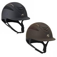Onek Deffender Helmet Rose gold stripe matt