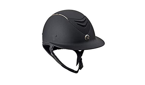 ERS Onek Helmet Defender Avance WideBrim Chrome Stripe