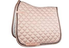 Hkm saddle cloth copper kiss