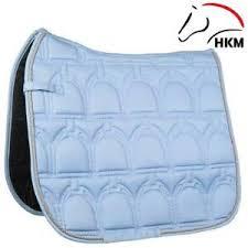 Hkm saddle cloth limoni