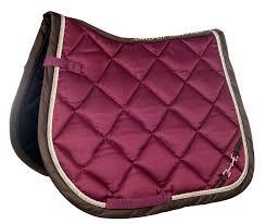 Hkm saddle cloth