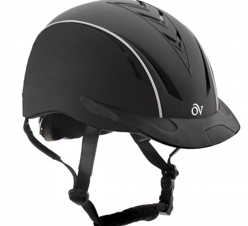 OVATION SYNC HELMET BLACK
