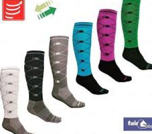 fairplay logo socks