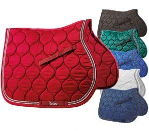 tattini 3 round saddle cloth