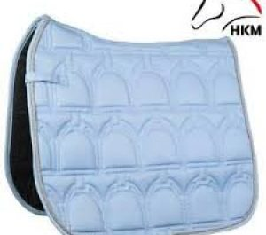 hkm saddle cloth limoni dressage