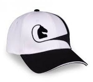 fairplay wild baseball cap white-black
