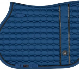 Catago attitude saddle pad blue