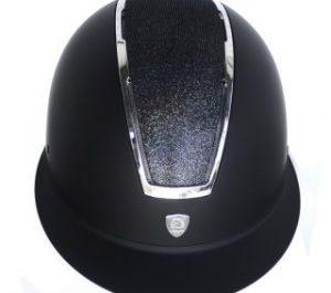 Tattini cap large rubberized visor black