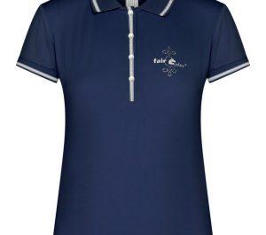 fairplay polo shirt Belle navy